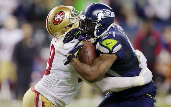 NFC Championship: Seahawks vs 49ers: The First Two Meetings