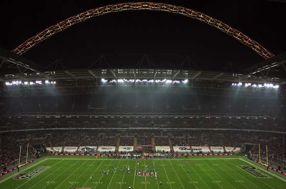 NFL to Play Two Regular-Season Games in London for First Time