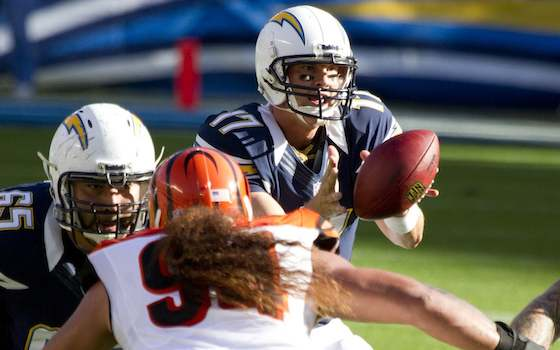Bengals Host Chargers in AFC Wild Card Playoff Matchup