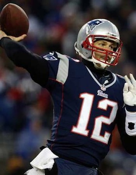 Tom Brady is Tom Terrific