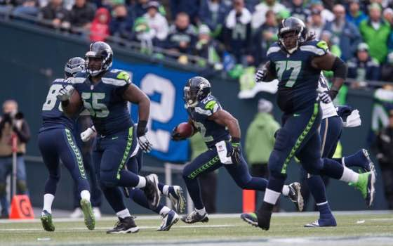 NFL's Final Eight Take Center Stage In Divisional Playoffs
