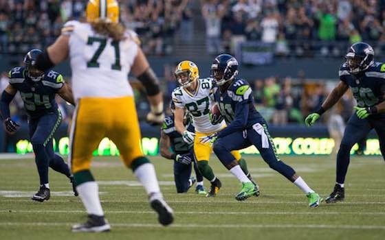 Rematch: Seahawks vs Packers for NFC Title
