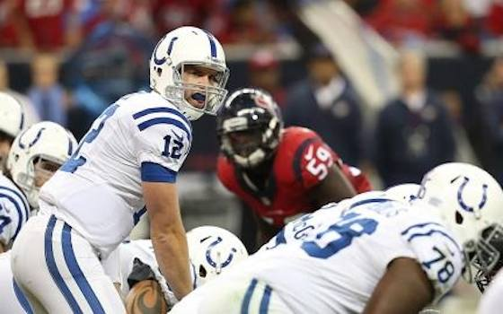 NFL 2014: AFC South Division Preview