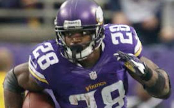 NFL 2014: Adrian Peterson Rushing Into The Record Books