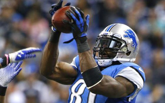NFL 2014: Calvin Johnson: Megatron Makes History