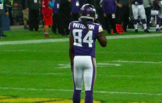 NFL 2014: Cordarrelle Patterson is Mr. Versatility