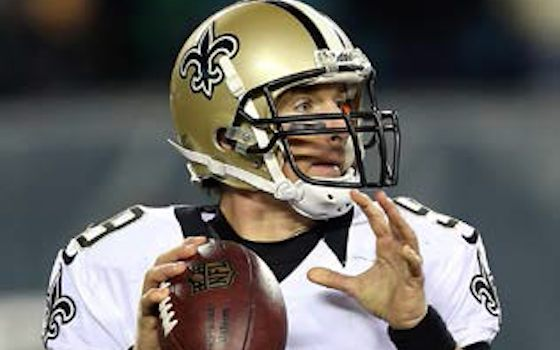 NFL 2014: Drew Brees