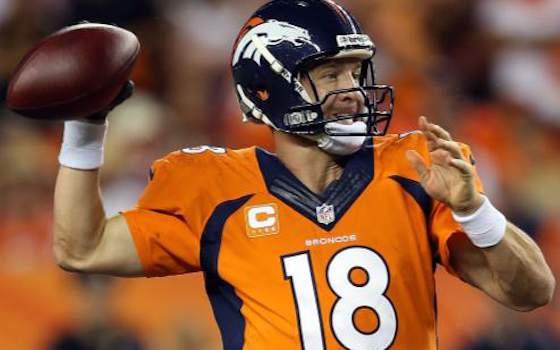 NFL 2014: Peyton Manning