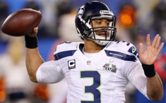 NFL 2014: Russell Wilson: In Russ We Trust