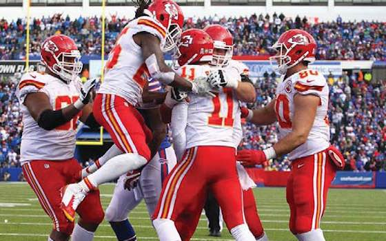 NFL 2014: Playoff Races Heating Up as NFL Season Rolls On