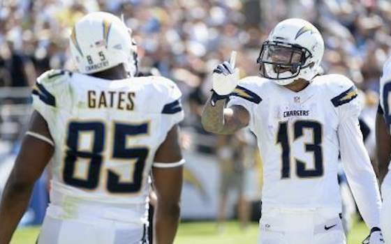 NFL 2014: Chargers' Keenan Allen Says Richard Sherman Is Not a 'Shutdown Corner'