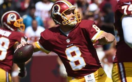 NFL 2014: Robert Griffin III's Future Is in Cousins' Hands