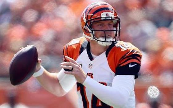 NFL 2014: Boomer's Top 5 QBs for Week 3