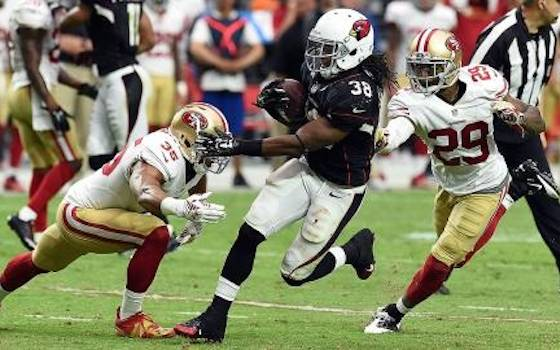 NFL 2014: Cardinals Rise Means 49ers Will Be Odd Man Out of Playoffs