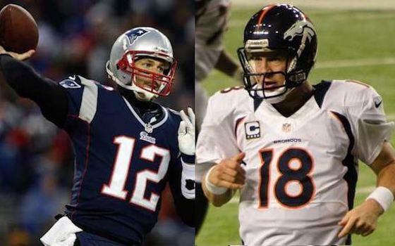 NFL 2014: Broncos - Patriots Features All-Time QB Greats