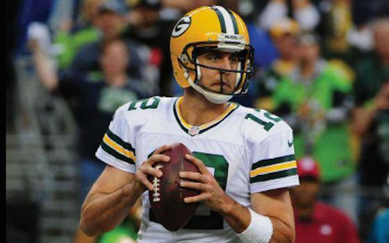 NFL 2014: Aaron Rodgers Set to Play 100th Career NFL Game