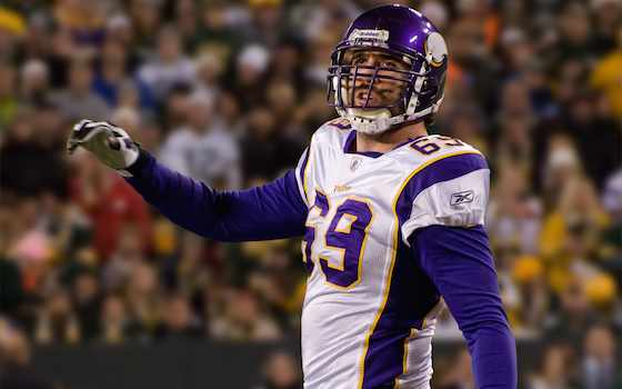Bears Sign ex-Vikings Defensive End Jared Allen