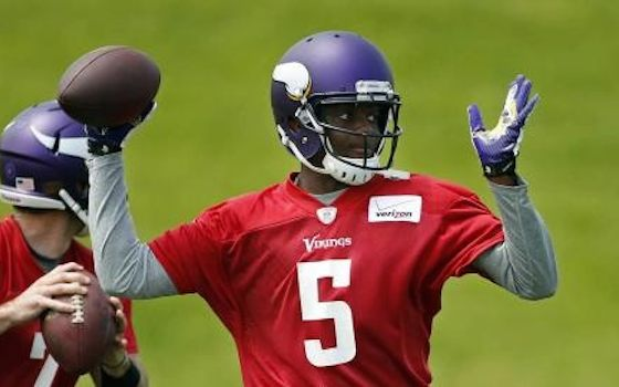 Expectations for Teddy Bridgewater