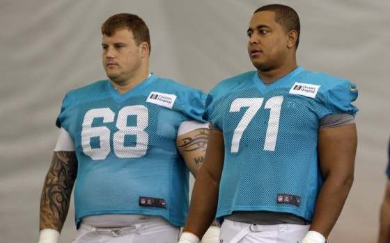 Jonathan Martin Hopes for New Start with 49ers