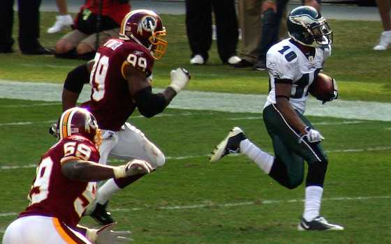 Redskins Sign ex-Eagles Wideout DeSean Jackson