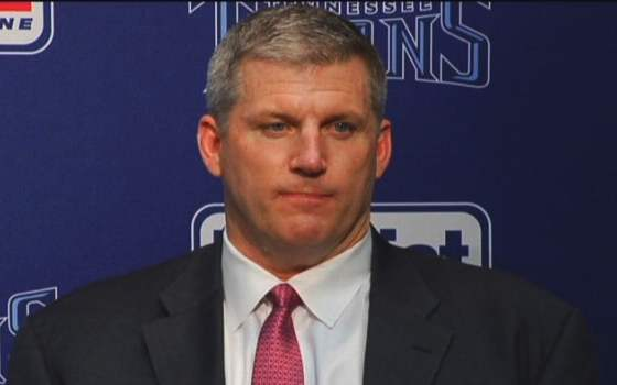Titans Fire Head Coach Mike Munchak After Disappointing Finish