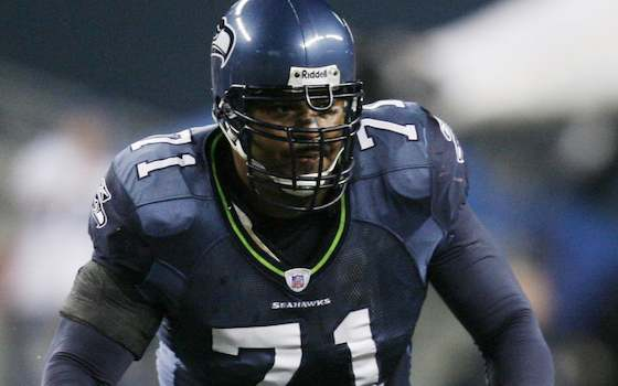 Walter Jones Leads 2014 Hall of Fame Class