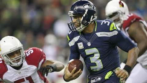 Wilson Playing QB as Well as It Can Be Played