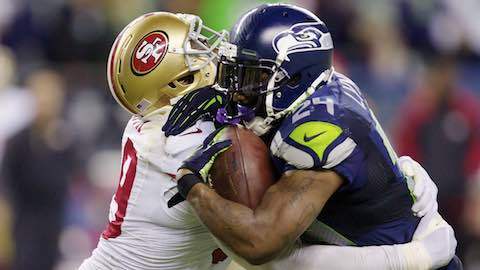 NFL 2015 Week 7 TNF Preview: Seahawks at 49ers