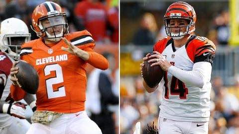 TNF Preview: Browns at Bengals