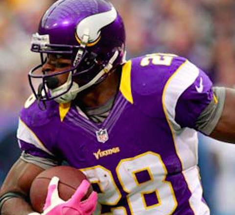 What To Look For This NFL Season: Adrian Peterson, Minnesota Vikings
