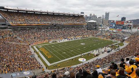 Favorite NFL Stadiums