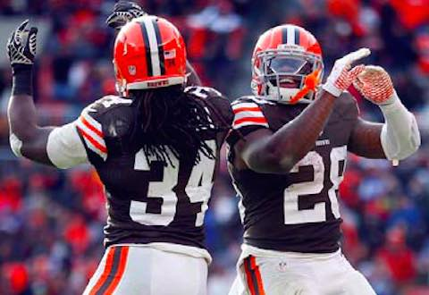 Good NFL Running Backs Come In Pairs: Isaiah Crowell & Terrance West