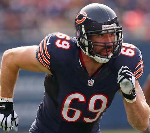 What To Look For This NFL Season: Jared Allen, Chicago Bears