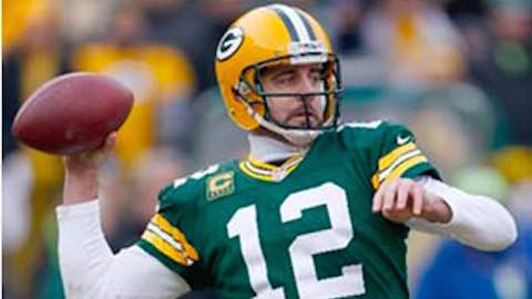 NFL's Best: Aaron Rodgers