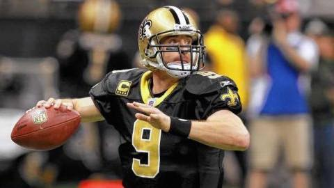 NFL's Best: Drew Brees