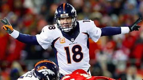 NFL's Best: Peyton Manning