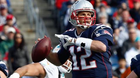 NFL's Best: Tom Brady - In Rare Company