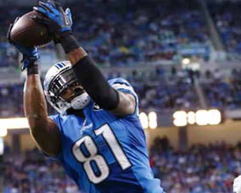 NFL's Best Wide Receiver: Calvin Johnson - Megatron Shines