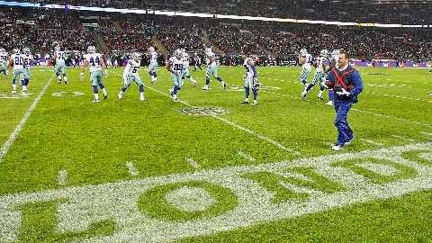 NFL Goes International with Three Games In 2015