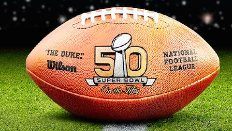 Super Bowl is On The Fifty