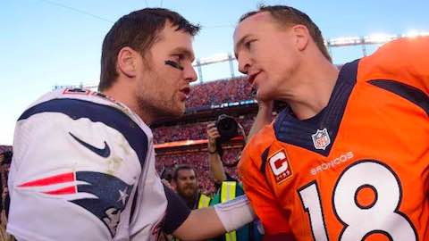 Tom Brady & Peyton Manning: All They Do is Win