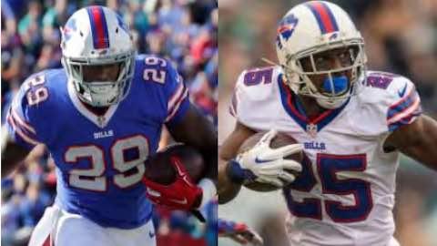 NFL 2016: Best Running Back Pairs