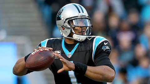 NFL 2016: Cam Newton Ready to Put Panthers on Top