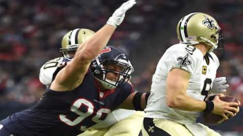 NFL 2016: J.J. Watt Expected to Rebound