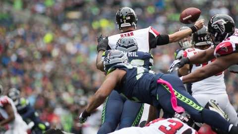 Seahawks Run Game Gives Hope vs Ryan