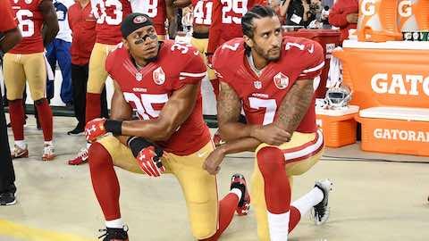 NFL 2016: National Anthem Protests
