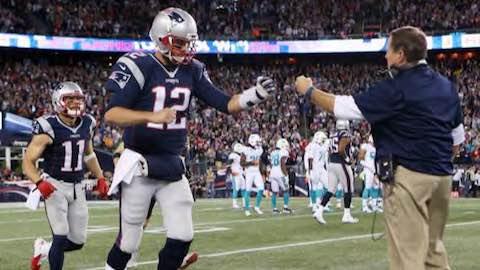 NFL 2016: Patriots Continue Their Way