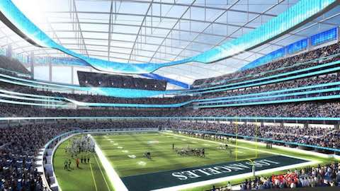 Rams to LA; When They Build It, Will Carroll Go?
