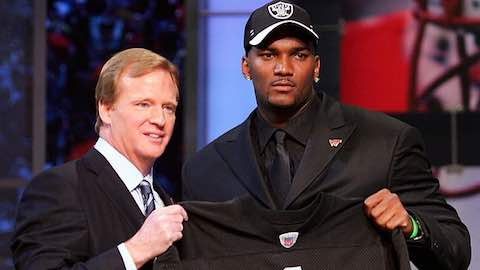 The Biggest NFL Draft Busts Since 2000