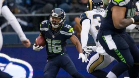 NFL 2016: Tyler Lockett Rockets Into Elite Company